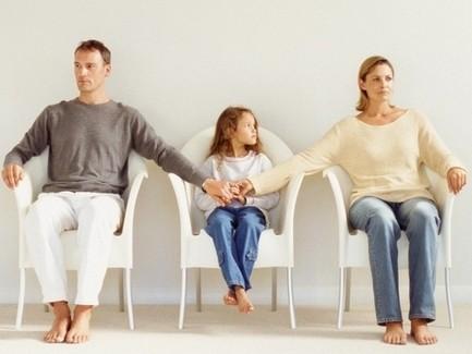 Общение с детьми после развода родителей, настоящая наука