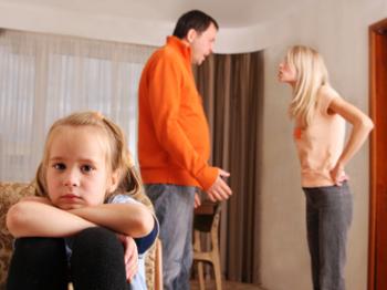 Ученые из Иллинойского университета заявили, что развод для детей не так уж и опасен