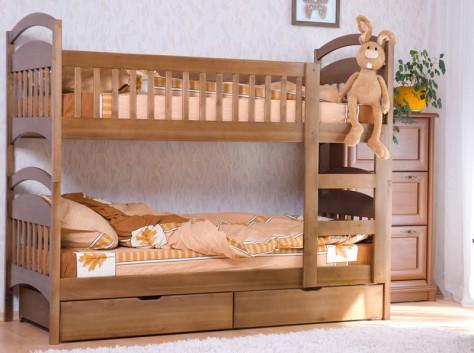 Рекомендации при выборе детской двухъярусной кровати