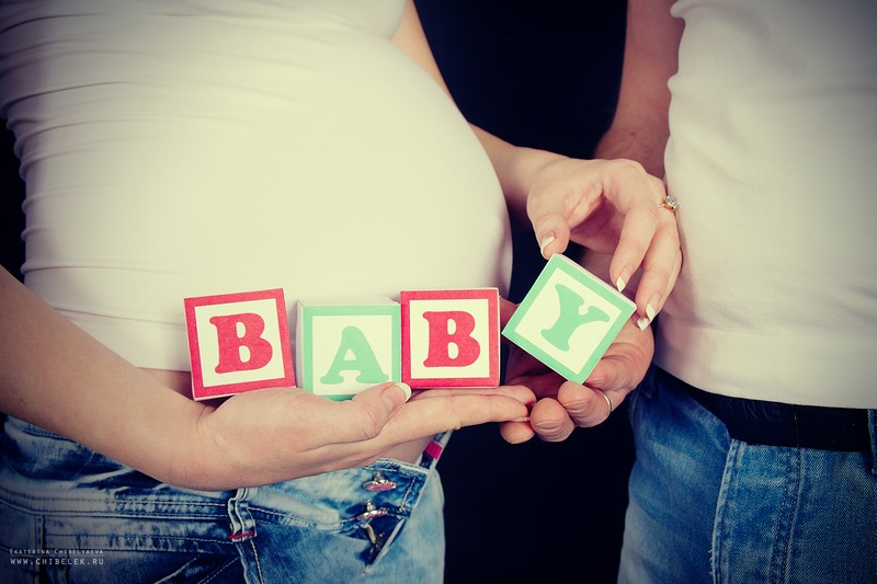 В ожидании беременности