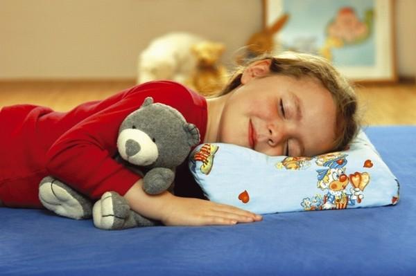 Детский храп может привести к серьезным дефектам в развитии