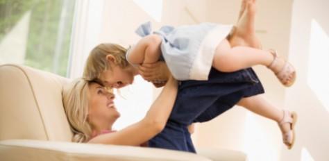 Равновесие и основные «принципы тела» ребенка