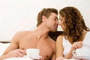 Утренние предпочтения секс или кофе