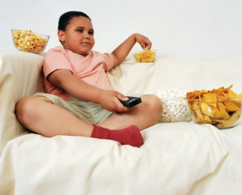 Детям нельзя давать вести малоподвижный образ жизни