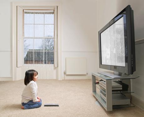 Телевизор и компьютер злейшие враги детского организма
