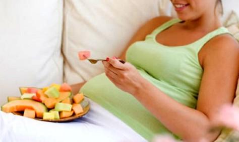 Гастрономические исключения беременной женщины