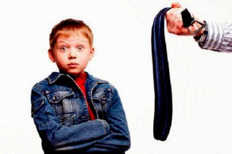 Ученые выяснили, почему нельзя бить детей в воспитательных целях