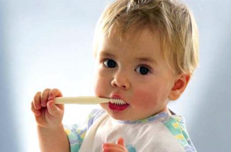 Молочные зубы имеют столь же большую важность, что и постоянные зубы
