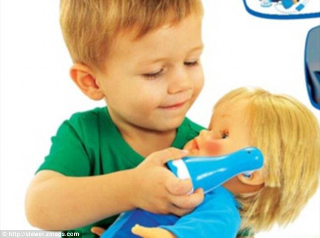 А какими игрушками любит играть Ваш ребенок