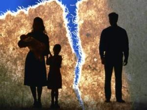 Ребенок не должен страдать при разводе родителей