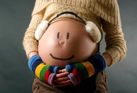 Советы по общению с ребёнком во время беременности
