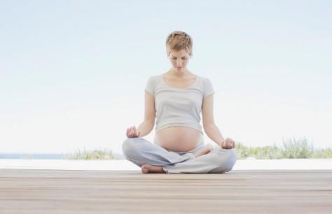 Спортивные занятия для беременных