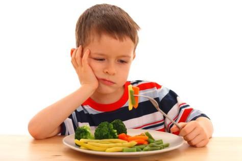 Плохой аппетит у ребёнка – что делать?