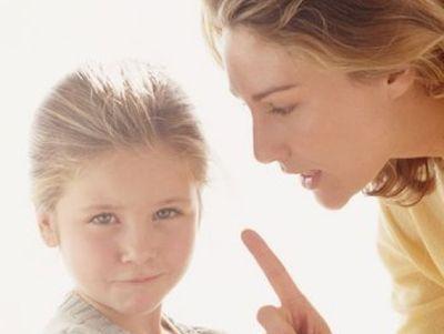 Правильное воспитание ребенка