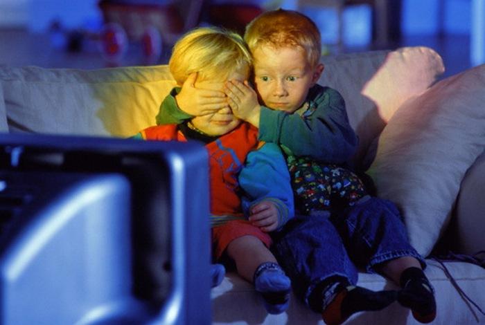 Телевизионное вещание пагубно влияет на речевое развитие детей