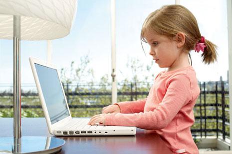 Знакомство дошкольков с компьютерной техникой