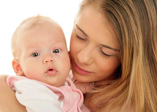 Дети молодых мам могут иметь IQ ниже среднего