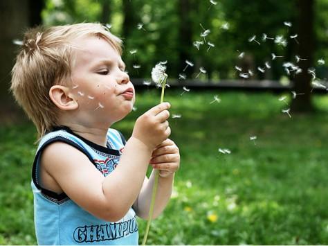 Жизнь в больших городах делает детей аллергиками