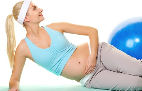 Фитнес и беременность: советы