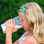 Дети, которые не пьют коровье молоко, подвержены риску развития дефицита витамина D
