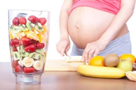 Фрукты и овощи помогут избежать преждевременных родов