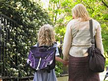 Уровень образования и возраст матери влияют на успеваемость ребенка