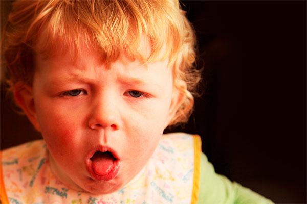 Как избавиться от лающего кашля у ребенка