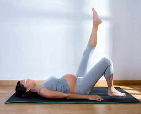 Можно ли заниматься аэробикой во время беременности