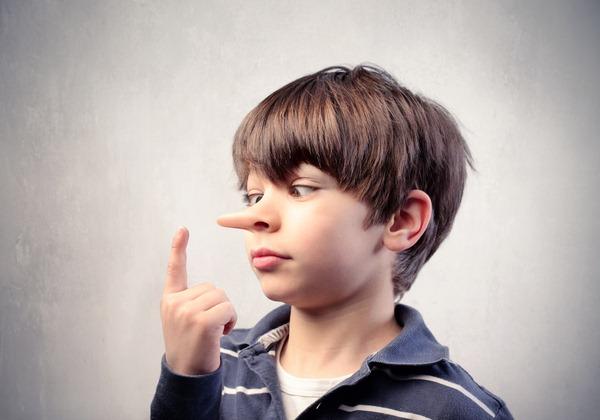 Чувство страха заставляет детей говорить неправду