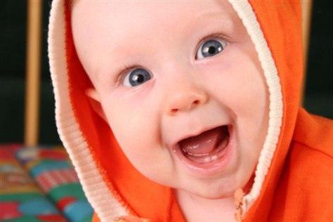 Прорезывание зубов у грудничков: что важно знать
