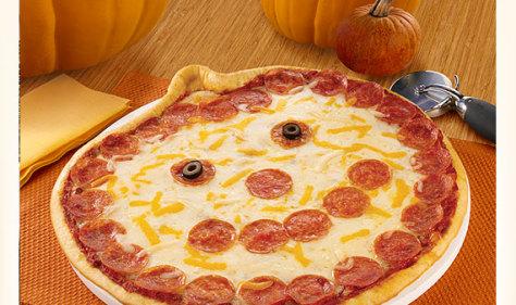 Пицца — причина ожирения у детей