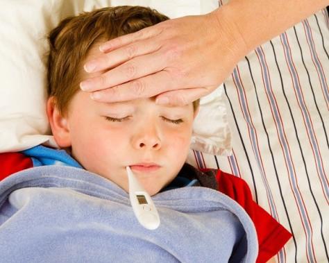 Как вести себя с больным ребенком