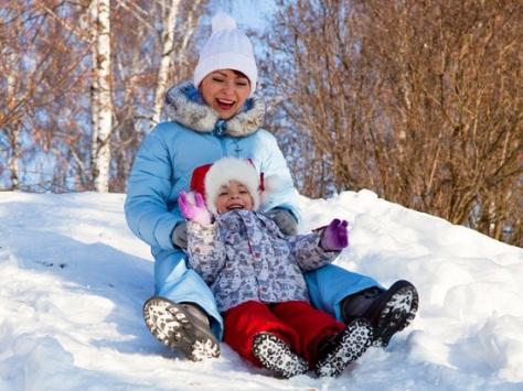 Зимняя прогулка с ребенком: что важно помнить
