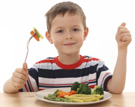 Для профилактики ожирения детей рекомендуют кормить 5 раз в день