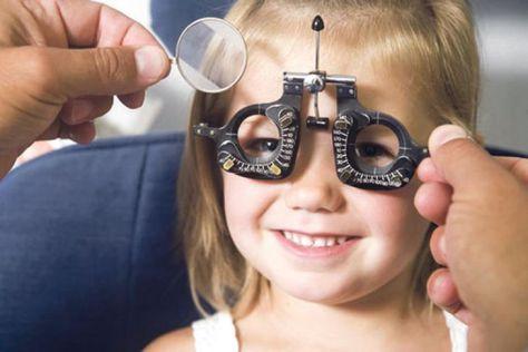 Как сохранить зрение у ребенка