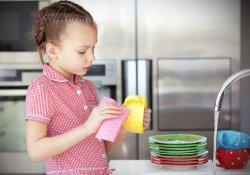 Почему посудомоечная машина грозить детям развитием астмы
