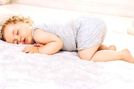 Ученые: дневной сон укрепляет память ребенка