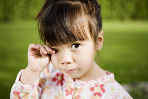 Воспаление глаза у ребенка: что делать