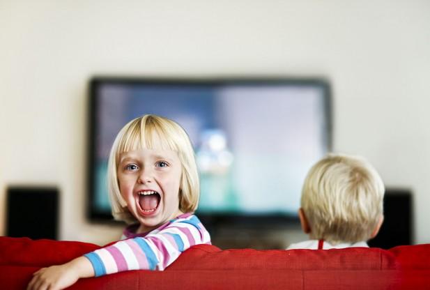 Дети и телевизор: что важно знать