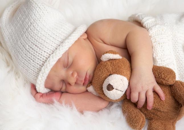 Сон новорожденного ребенка: что важно знать