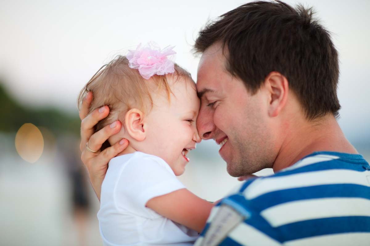 Дети активнее наследуют гены отцов – ученые