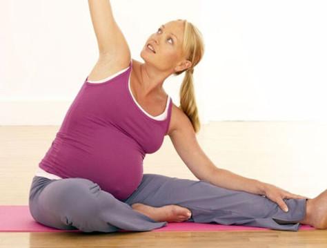 Физическая активность во время беременности не всегда гарантирует здоровое потомство