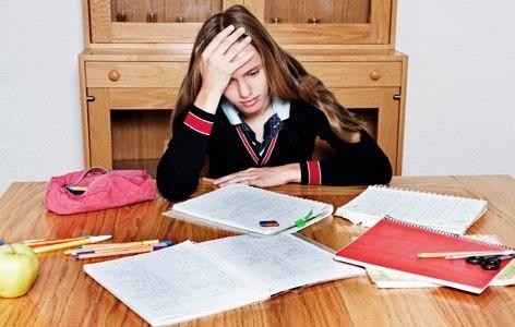 Стресс, полученный в семье, вызывает ожирение у подростков