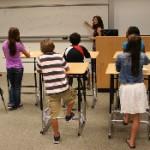 Обучение стоя препятствует ожирению и повышает внимательность