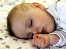 Специалисты выяснили, от чего зависит продолжительность сна детей