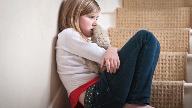 Депрессию у ребенка можно представить по зрачку