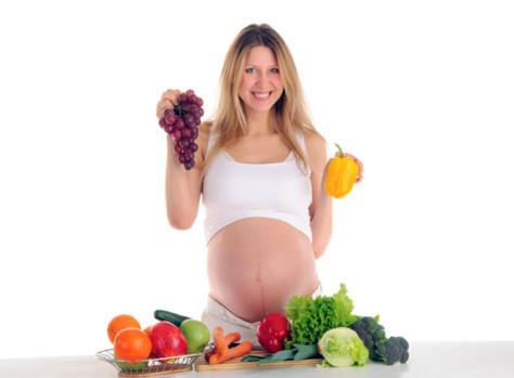 5 незаменимых продуктов во время беременности