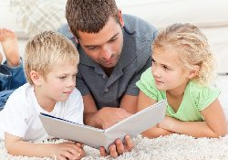 Почему необходимо читать детям?