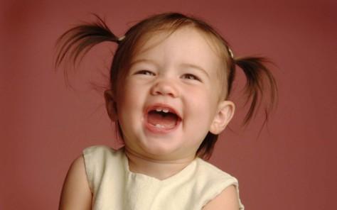 Смех развивает творческие способности у детей