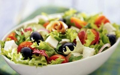 Средиземноморская диета борется с детским ожирением
